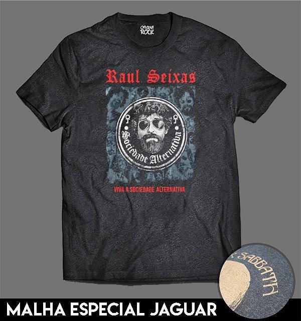 Camiseta - Raul Sociedade - Especial