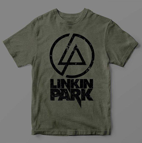 Camiseta - Linkin Park - Logo - Especial