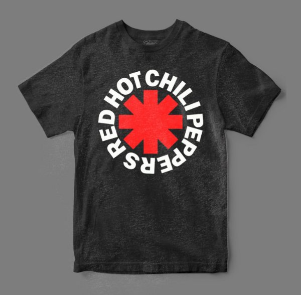 Camiseta Oficial - Estonada- Red Hot Chili Peppers