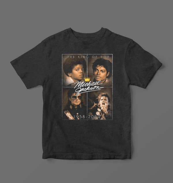 Babylook - Especial - Michael Jackson - Photos