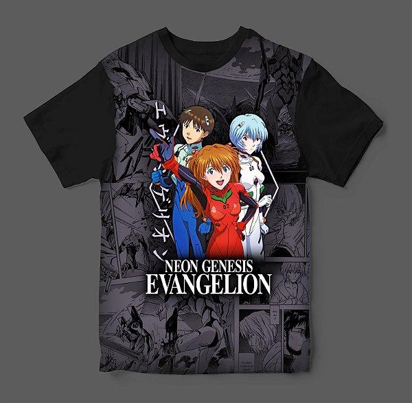 Camiseta - Neon Genesis Evangelion