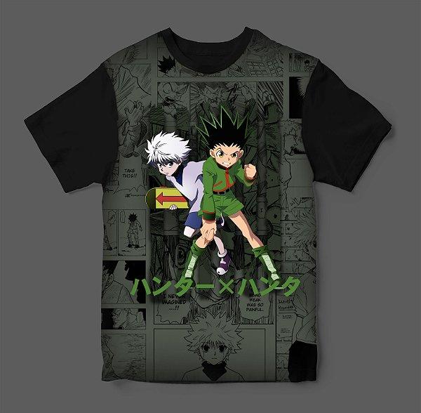 Camiseta - Hunter x Hunter