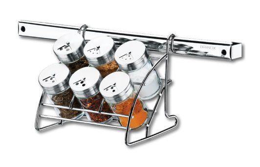 Porta Condimentos 7 Peças - Top Pratic