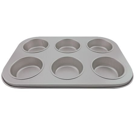 Forma para 6 Cupcakes Lumiere revestimentoantiaderente