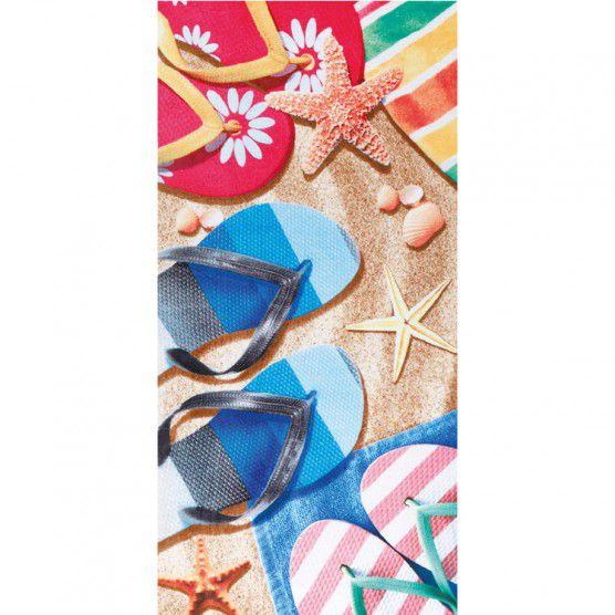 Toalha Banho Dohler Aveludada Sandals