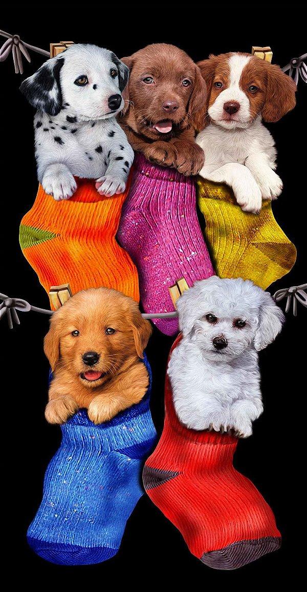 Toalha Praia Buettner Puppies 64693