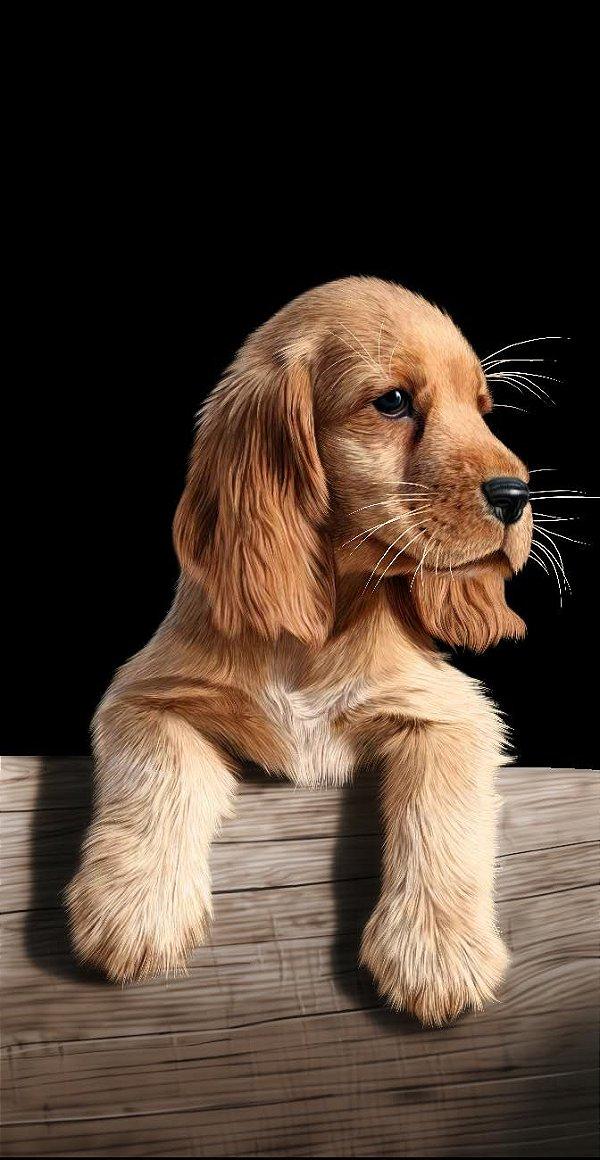 Toalha Praia Buettner Cuty Puppy 64692