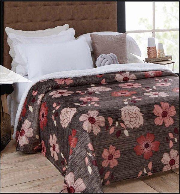 Cobertor Casal Sherpa Jolitex 180x220 Abrantes