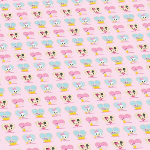Manta Bebê Minnie Disney Microfibra Soft Jolitex