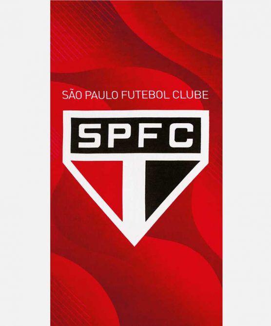 Toalha São Paulo Aveludada Dohler 07