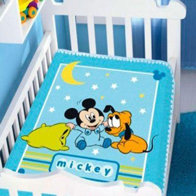 Cobertor Infantil Disney Mickey Soninho Jolitex