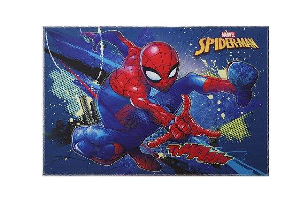 Tapete Homem Aranha Jolitex Joy 70x100 cm Spider Man