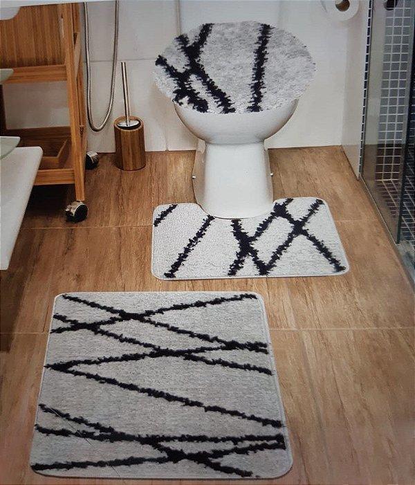 Jogo Banheiro Urban Jolitex Nova York