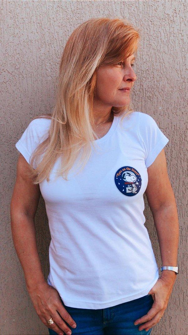 Camiseta Speedy Feminina (Baby-Look)
