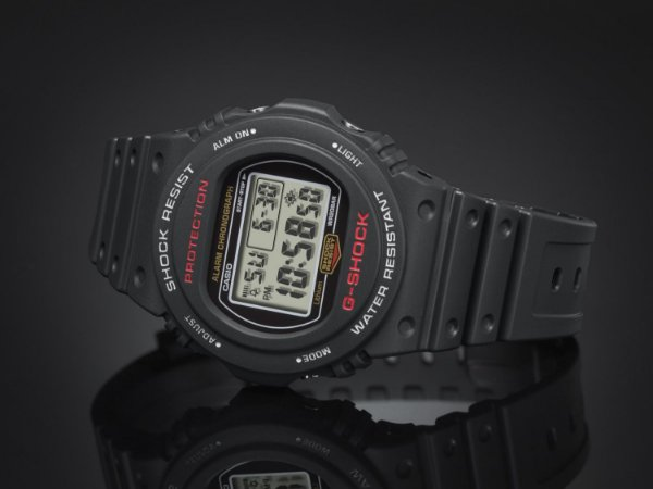 Casio G-Shock DW-5750E-1DR