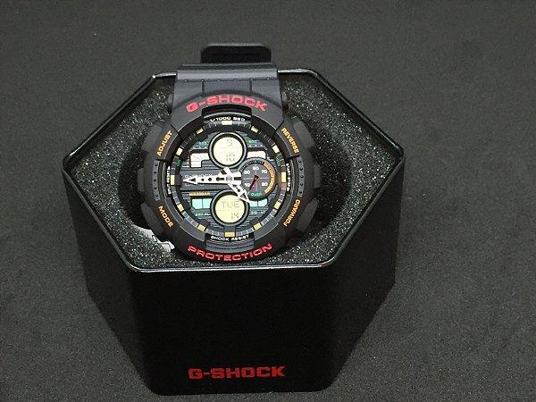 CASIO G-SHOCK GA140-1A4DR