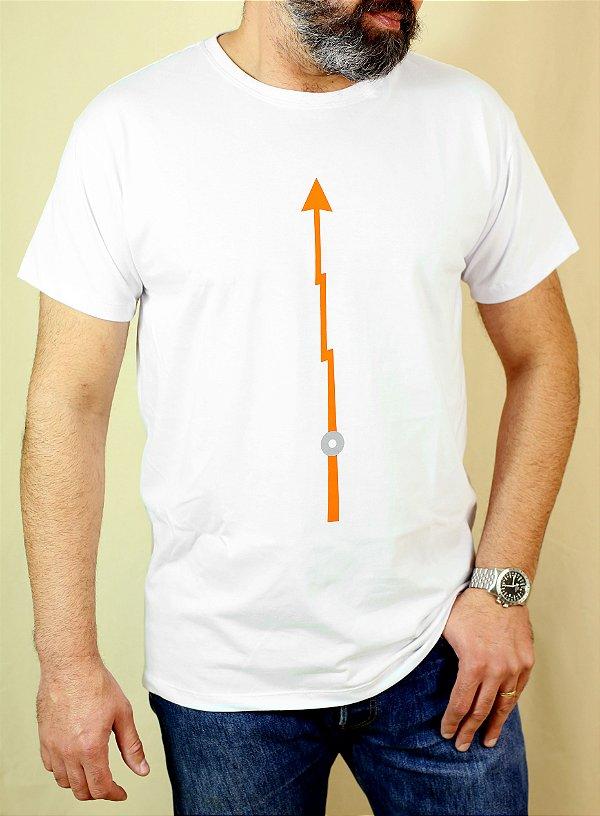 Camiseta MILGAUSS Branca