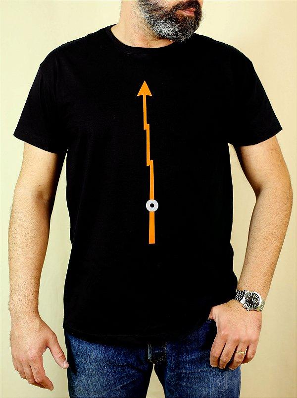 Camiseta MILGAUSS Preta