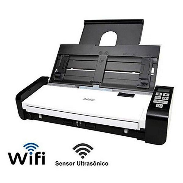 Scanner Avision AD215 - 20 ppm/ 40 ipm/ Ciclo diário 1.000 páginas
