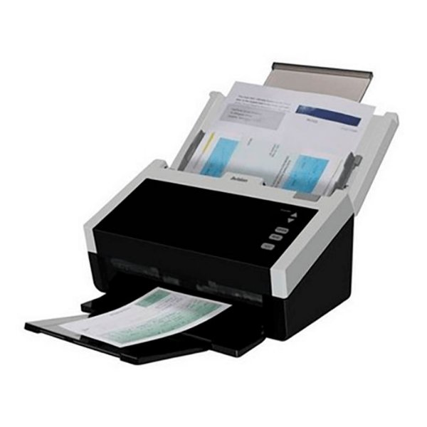 Scanner Avision AD250 - 80 ppm / 160 ipm - ciclo diário 10.000 páginas