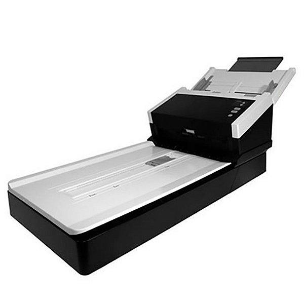 Scanner Avision AD250F - 80 ppm / 160 ipm - ciclo diário 10.000 páginas.