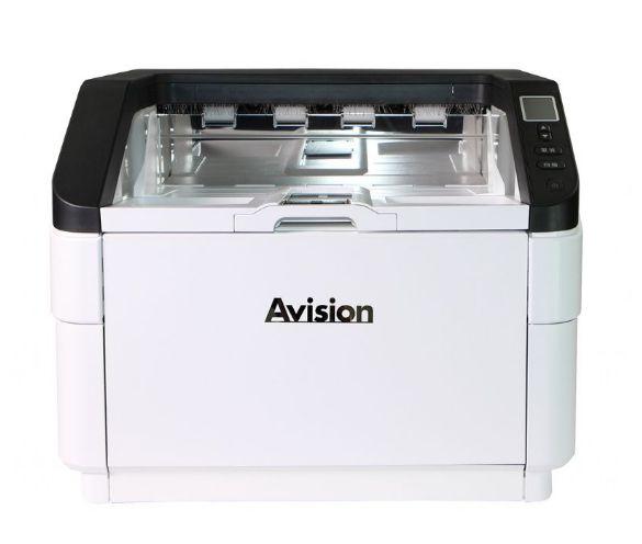 Scanner Avision AD8120  120 ppm / 240 ipm ciclo diário 60.000 páginas