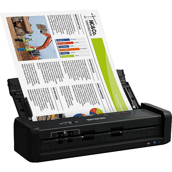 Scanner Epson ES-300W 25ppm | 50ipm