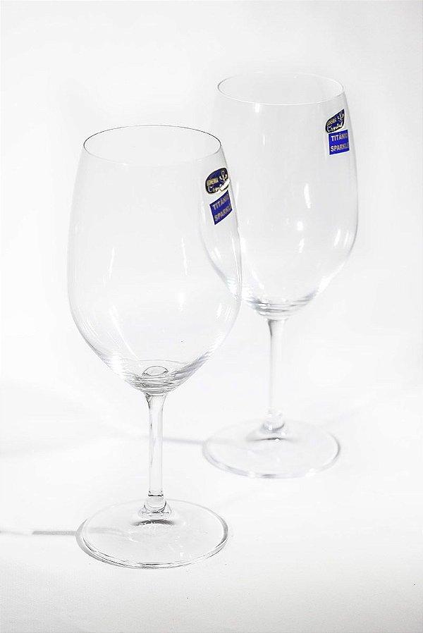 Taças de Vinho 620ml