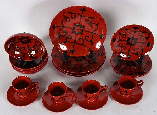 Jogo Jantar Cerâmica