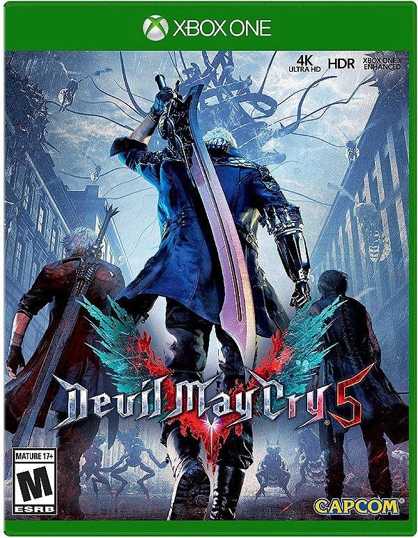 Devil May Cry 5 - Mídia Digital