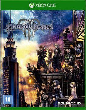 Kingdom Hearts 3 -Midia Digital