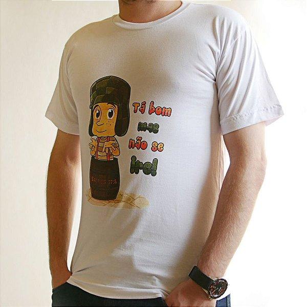 Camiseta - Nao Se Ire