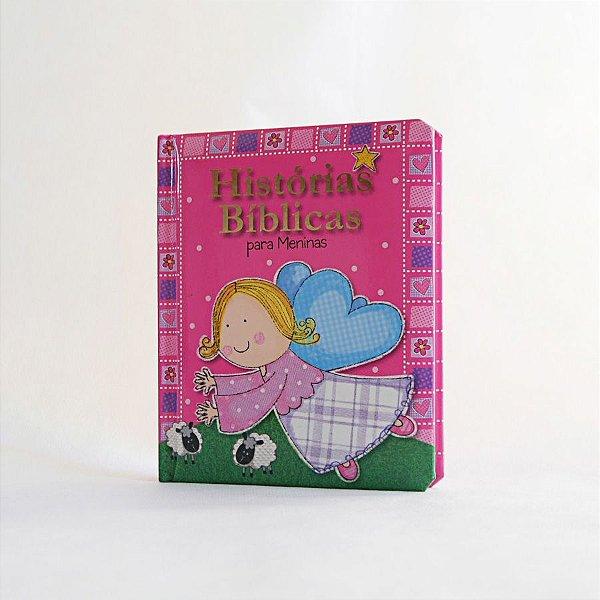 Livro Histórias Bíblicas para Meninas