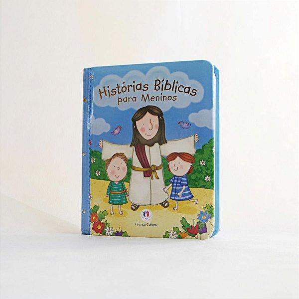 Livro Histórias Bíblicas para Meninos