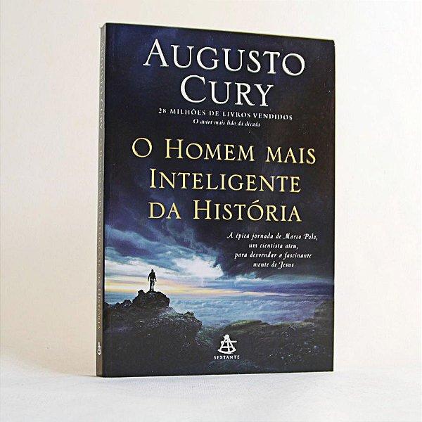 Livro o Homem Mais Inteligente da História