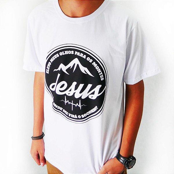 Camiseta Jesus Meu Socorro