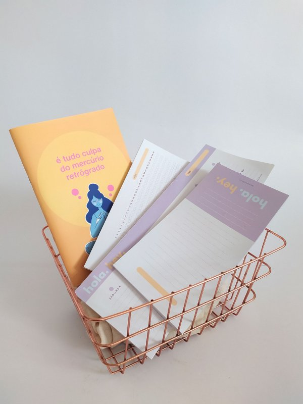 Kit Organizando a vida