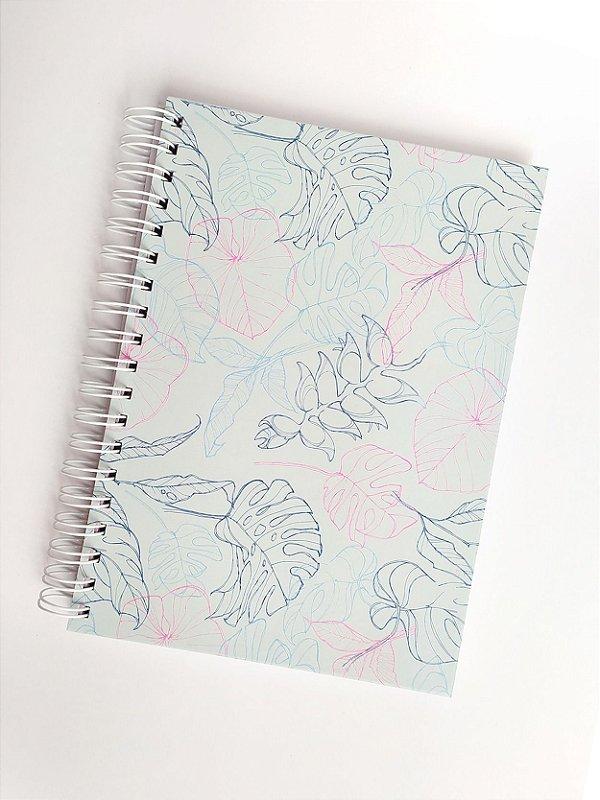 Caderno Botânica