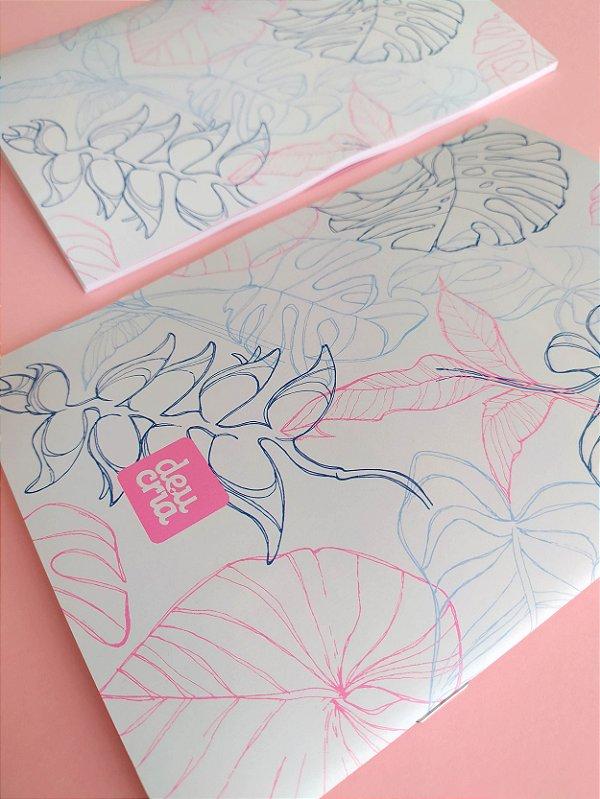 Caderninho Botânica