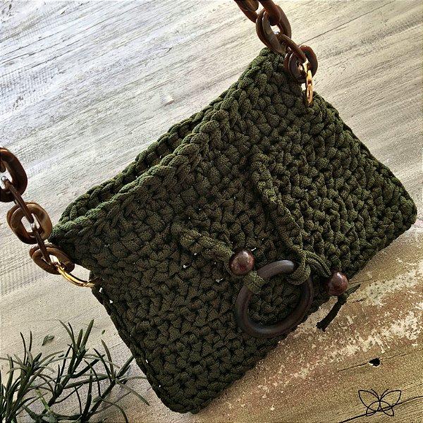 Bolsa Imbuia Pequena