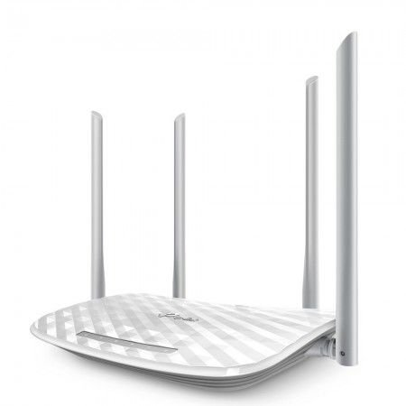 ROTEADOR WIFI TP-LINK 300M AC1200 DUAL BAND ARCHER C5W