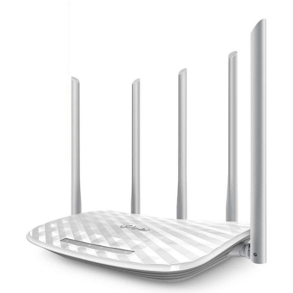ROTEADOR WIFI TP-LINK 300M AC1350 DUAL BAND ARCHER C60