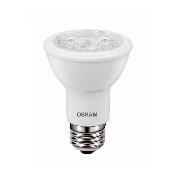 LAMPADA LED OSRAM AMARELA 7W