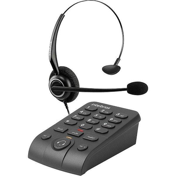 APARELHO TELEFONE HEADSET INTELBRAS HSB50