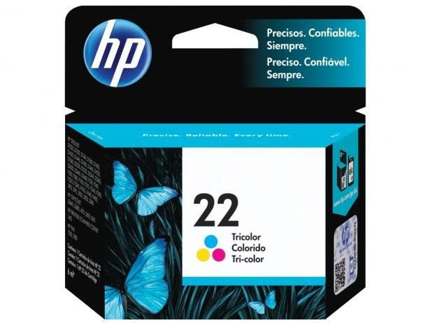 CARTUCHO HP22CL C9352AB (3920/1410/F380)