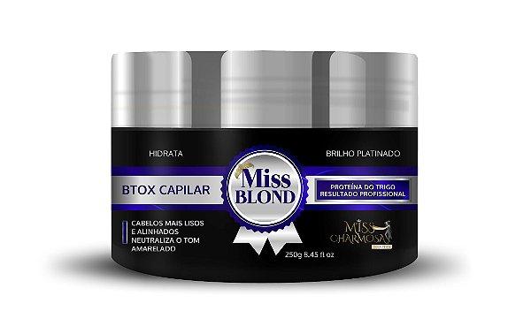 Btox Blond Capilar Miss Loira 250g
