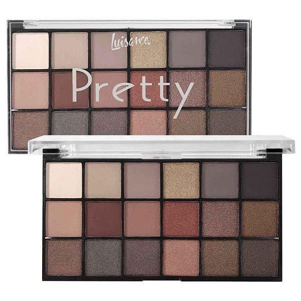 Paleta de Sombras Pretty Luisance L788 Cor A