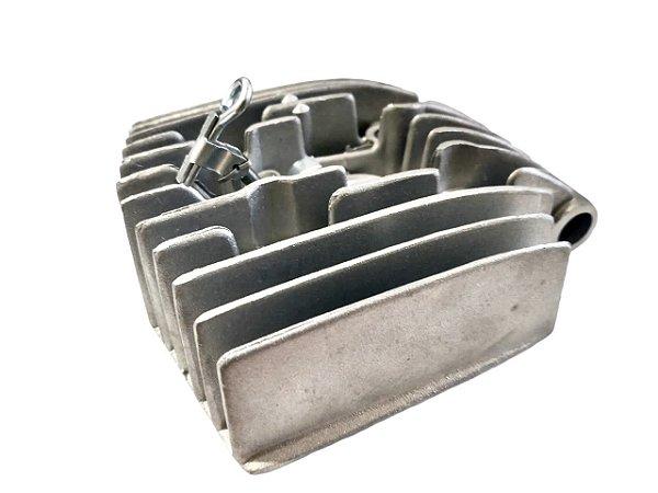 Cabeçote 75cc Mobilete Com Descompressor