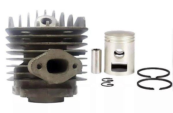 Cilindro Cabeçote Unificado Kit Motor Biela Alta Moskito