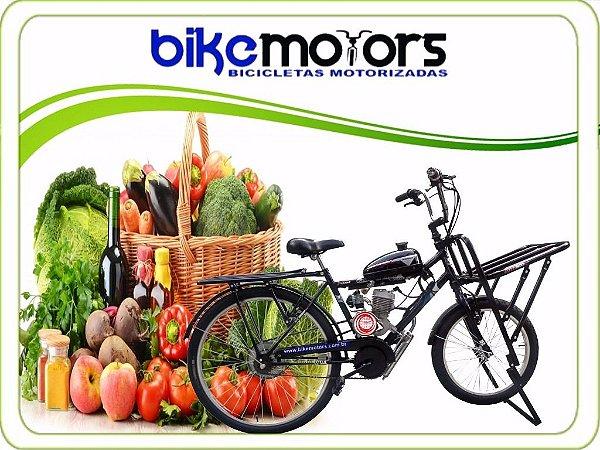 Bicicleta Motorizada Cargueira